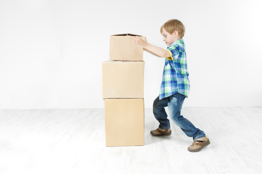 Organizing a Long Distance Move1